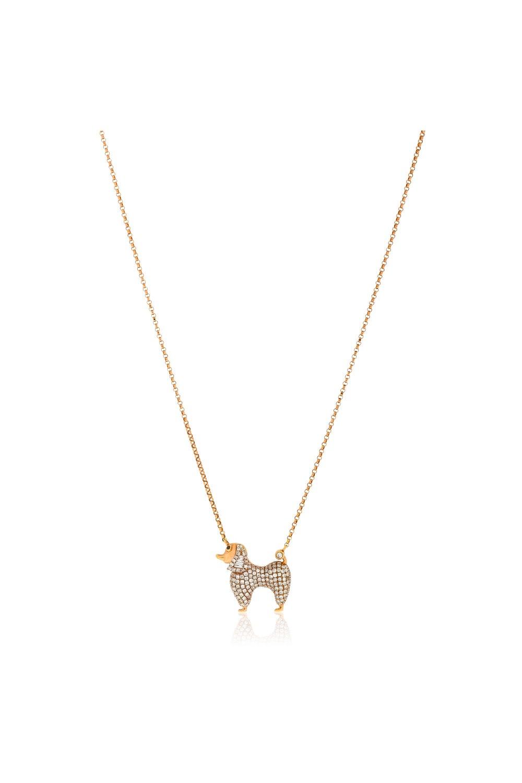Diamond Dog Necklace