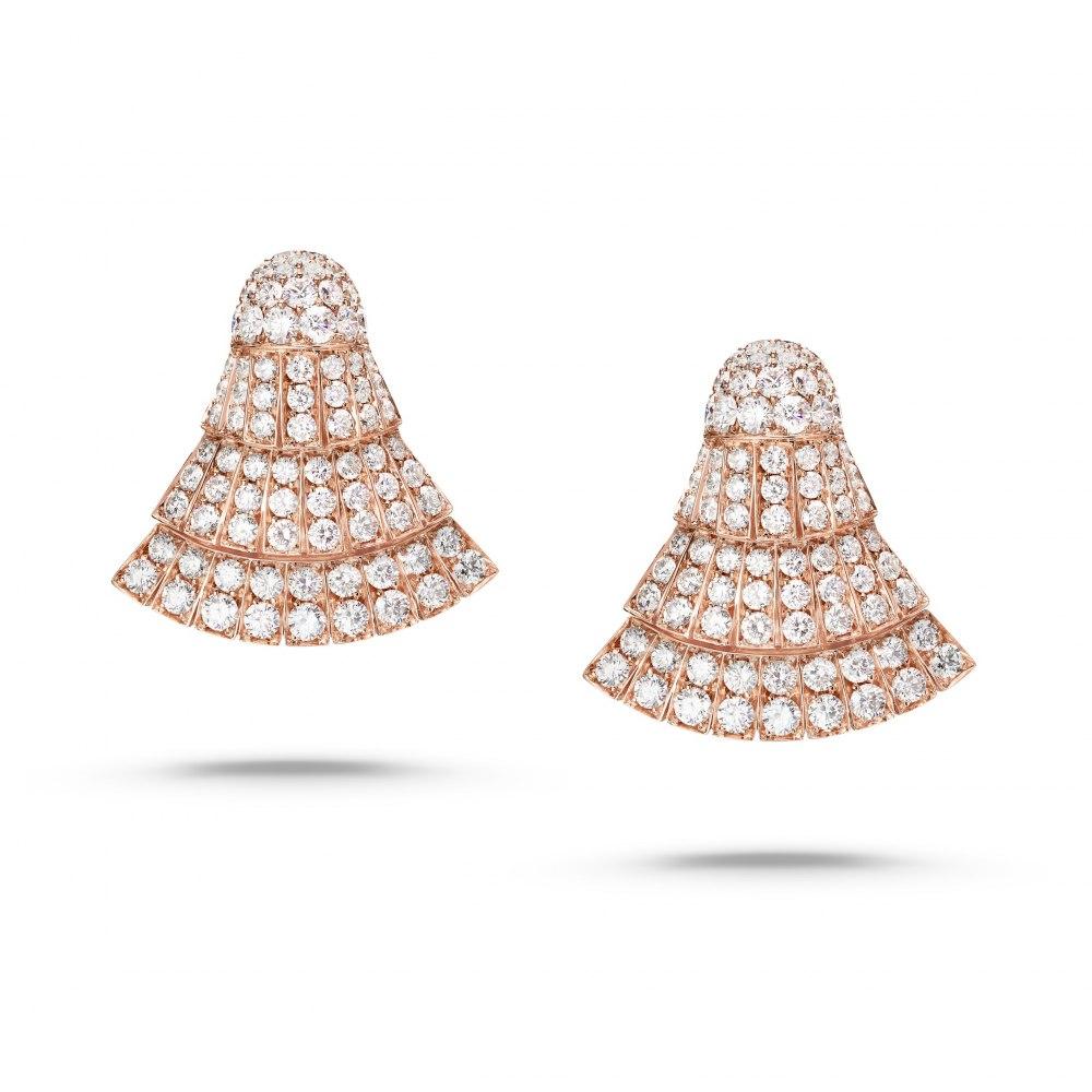 DE GRISOGONO Ventaglio Earrings 11518_03