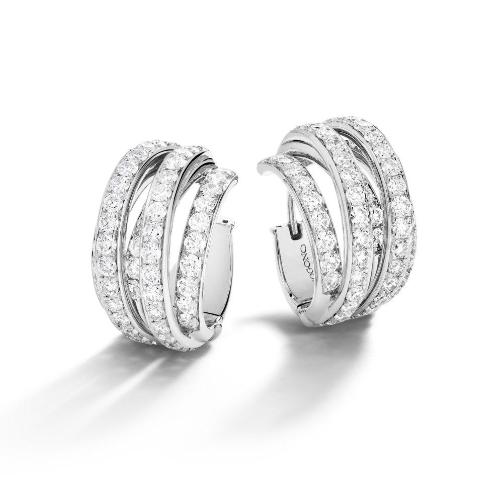 DE GRISOGONO Allegra 5 Earrings 14032_01