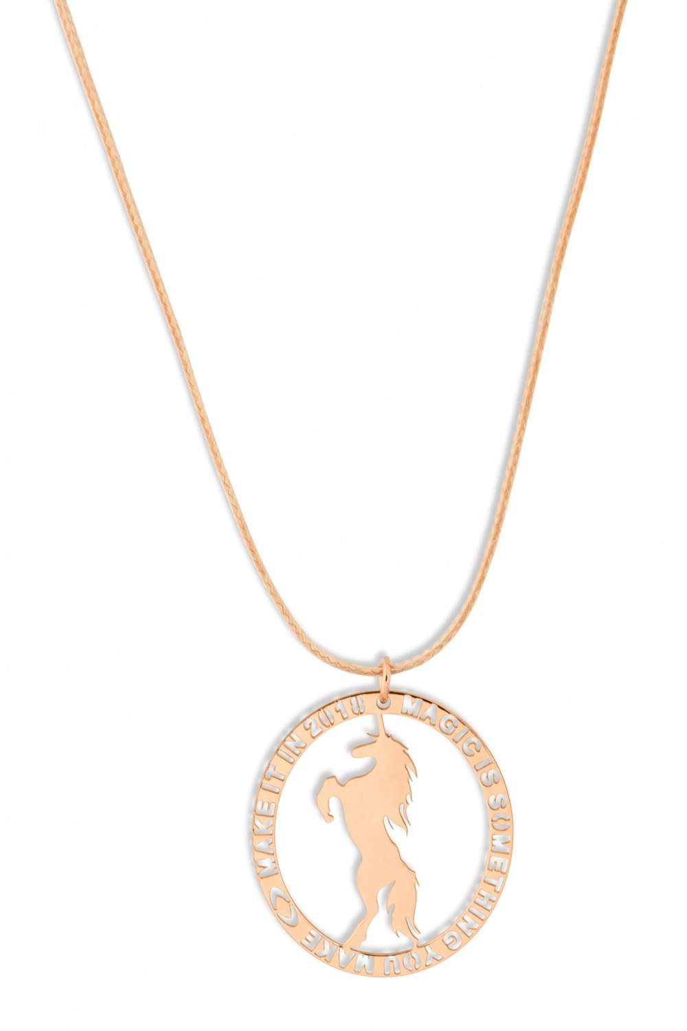 kessaris in charm gifts pendant silver gold en plated lucky