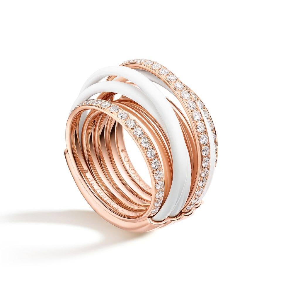 DE GRISOGONO Allegra 5 Ring 54001_42