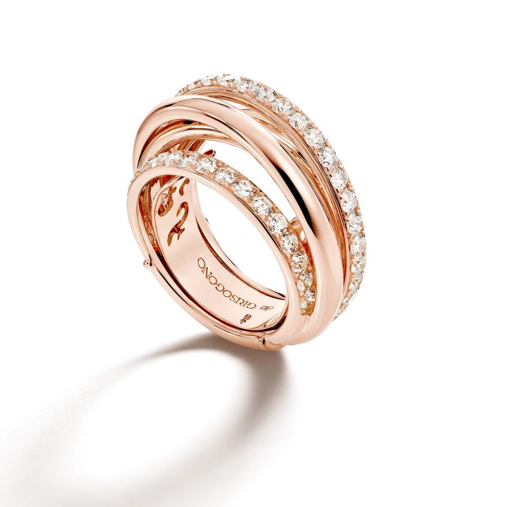 DE GRISOGONO Allegra 5 Ring 54031-04