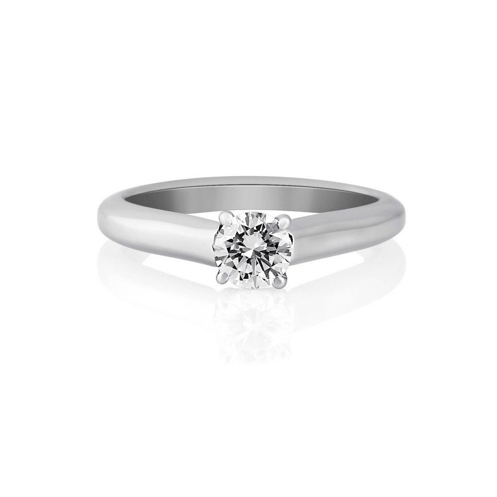 KESSARIS Solitaire Brilliant Diamond Ring DAP170500