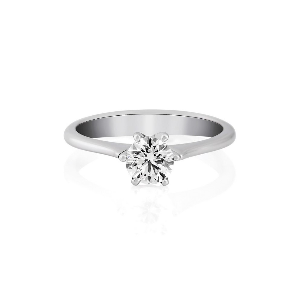KESSARIS Solitaire Brilliant Diamond Ring DAP172089