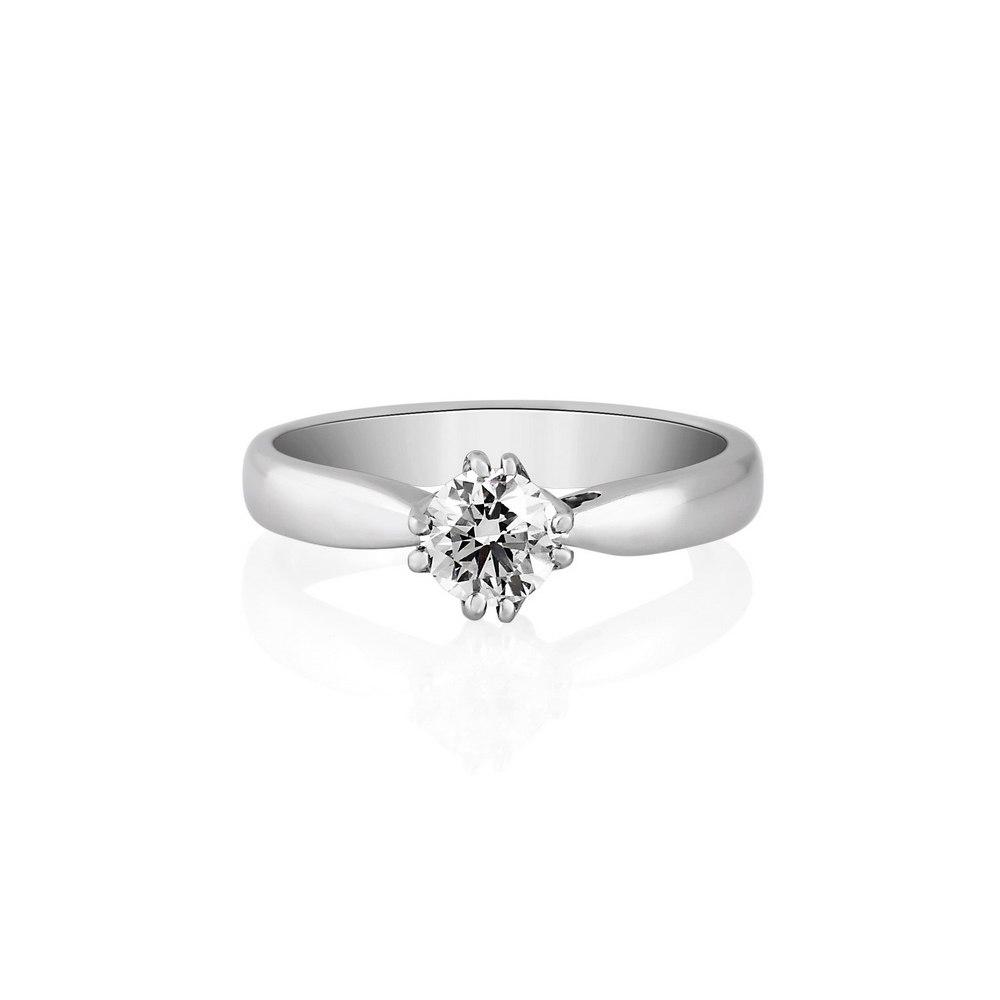 KESSARIS Solitaire Brilliant Diamond Ring DAP171986