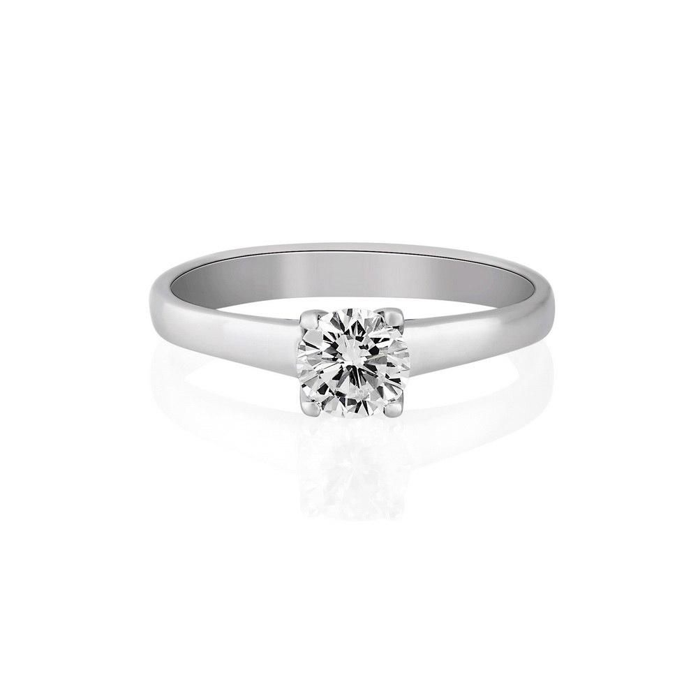 KESSARIS Solitaire Brilliant Diamond Ring DAP170105