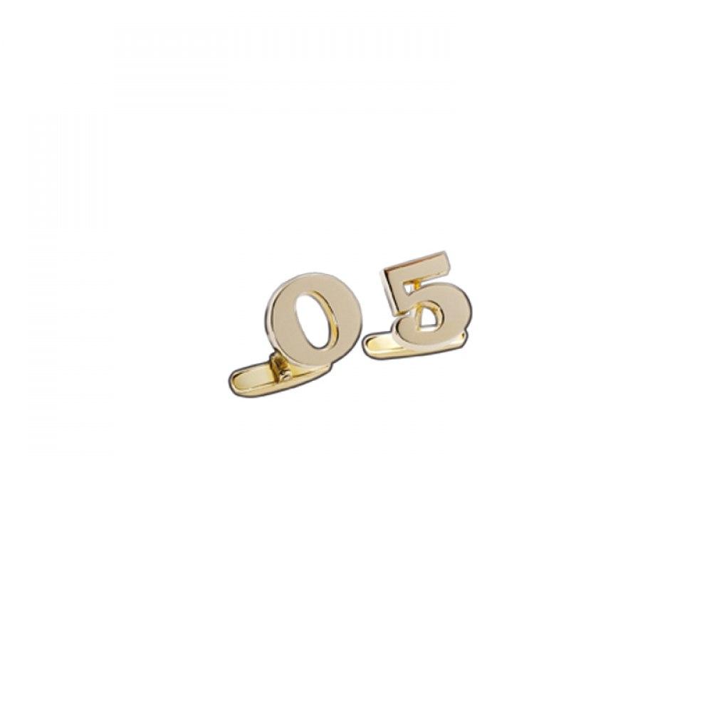KESSARIS Personalized Cufflinks MNP74175