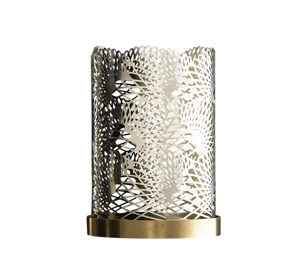SKULTUNA Silver Candle holder KHE169048