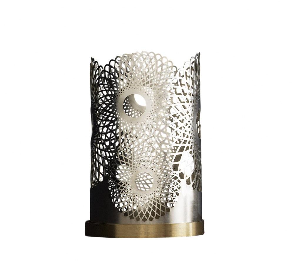 SKULTUNA Silver Candle holder KHE169049
