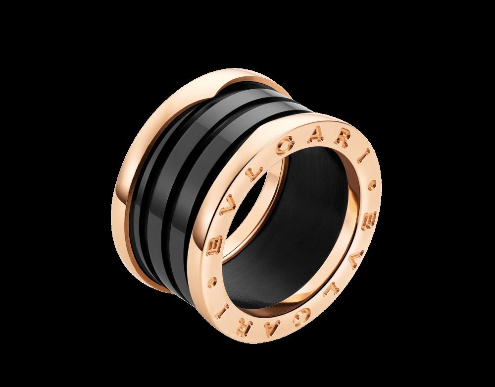 BULGARI B.zero1 four-band ring AN855563