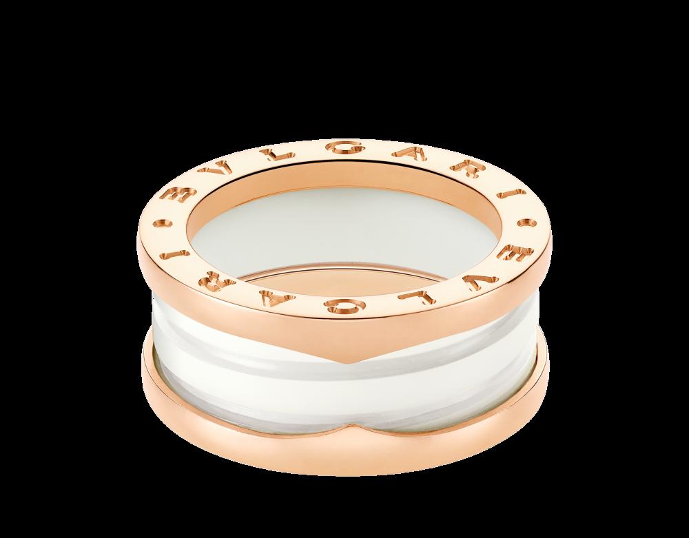BULGARI B.zero1 two-band ring AN855964