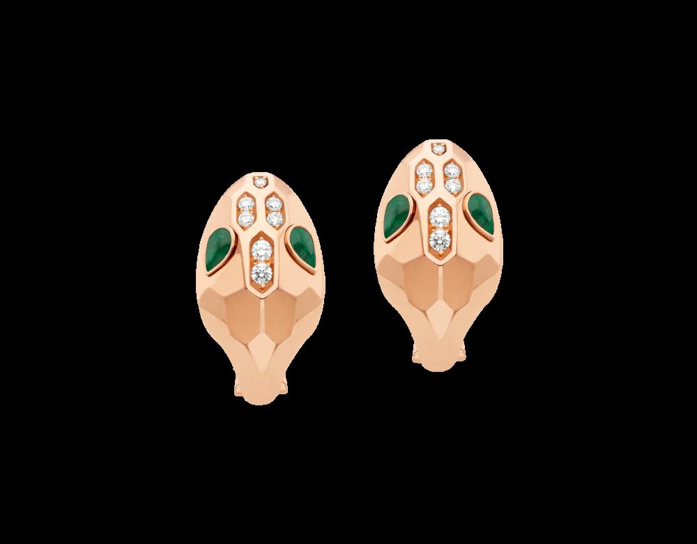 BULGARI Serpenti earrings OR857801