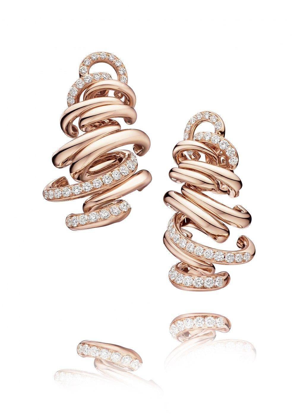 DE GRISOGONO Vortice earrings 18401_04
