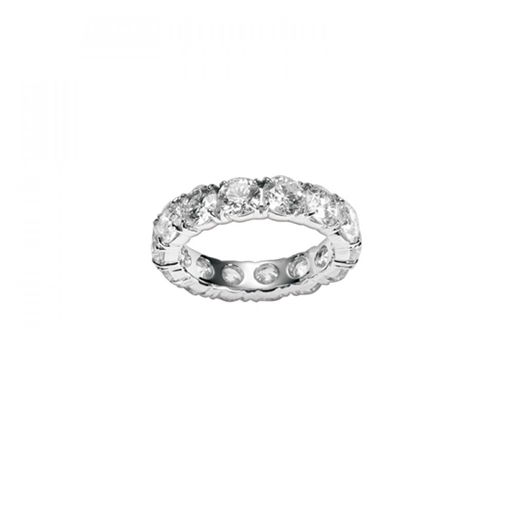 KESSARIS Eternity Brilliant Cut Diamond Ring BEP75097