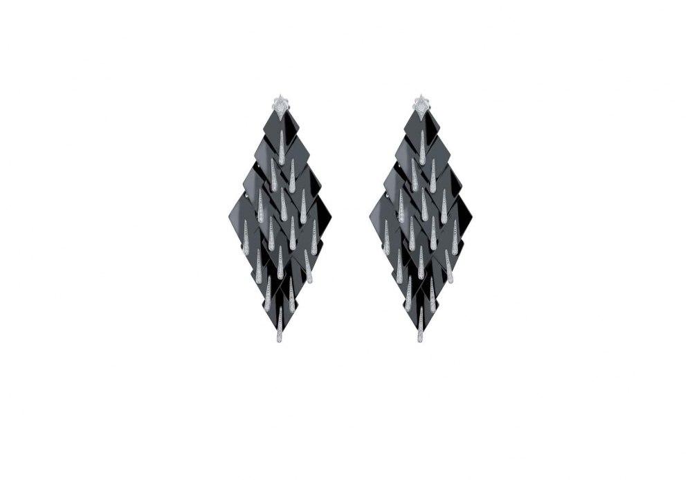 ROBERTO DEMEGLIO Diva large earrings 011
