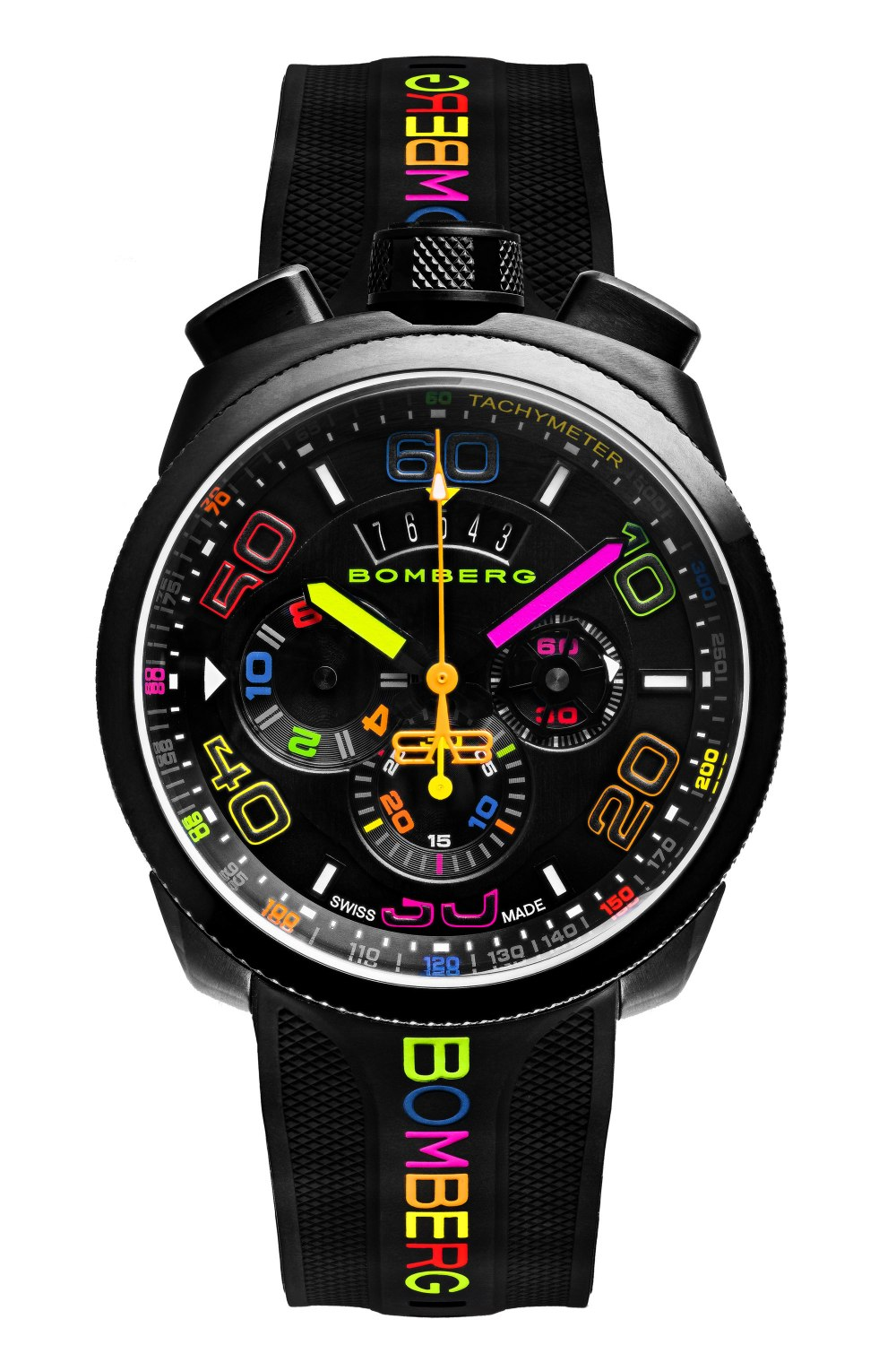 BOMBERG BOLT-68 Chroma I 45mm BS45CHPBA0493