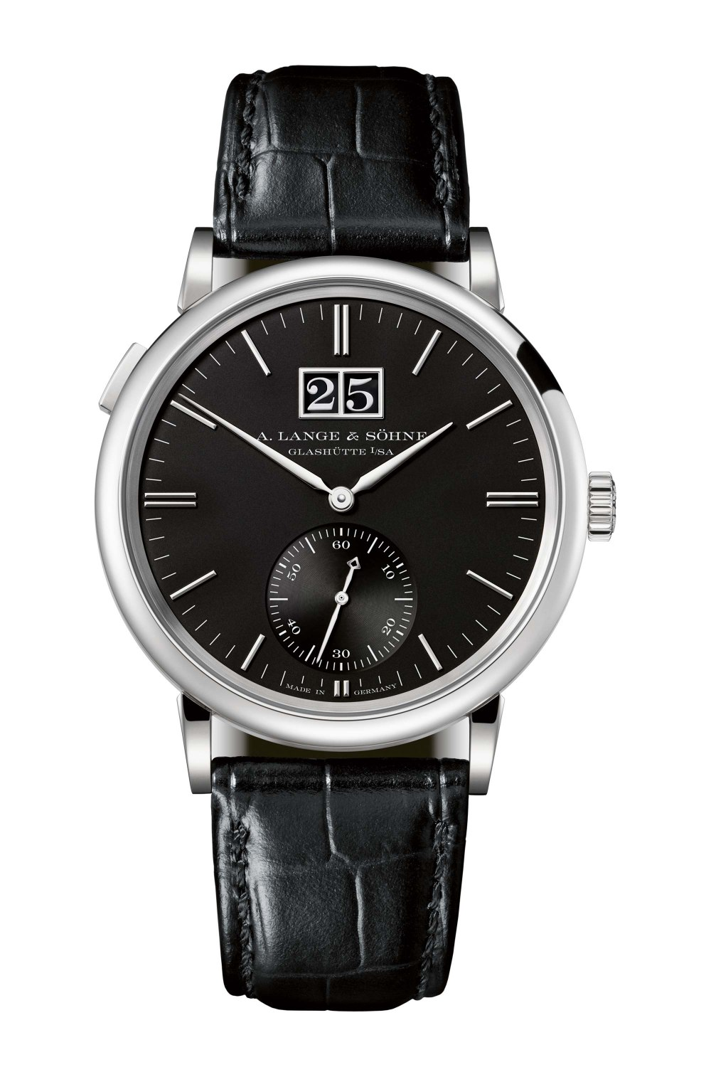 A.LANGE & SOHNE Saxonia Outsize Date 381.029