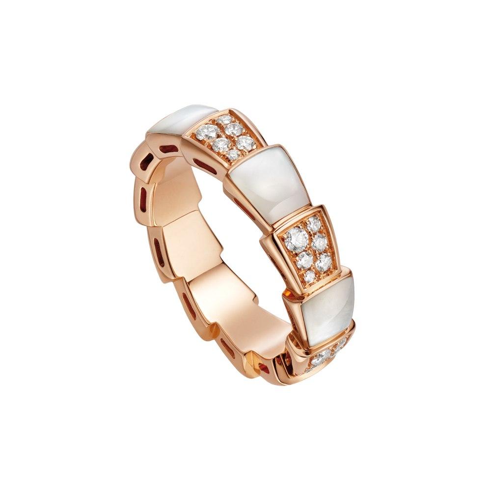 BULGARI Serpenti ring AN858043