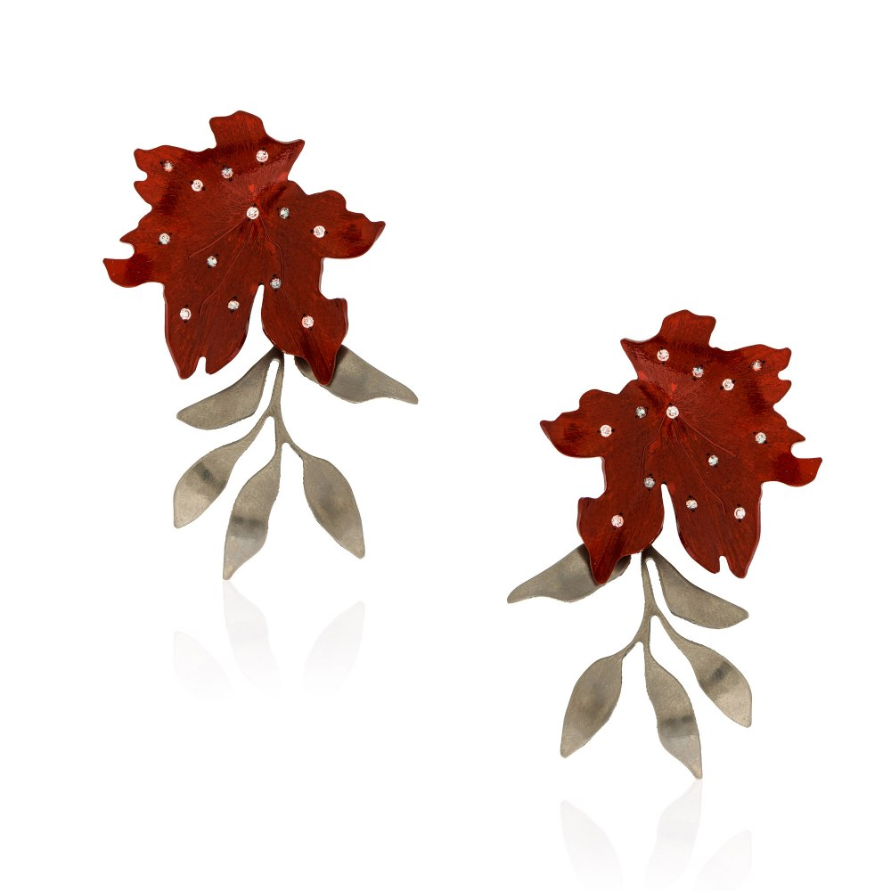 ANASTASIA KESSARIS Blooms Earrings SKP192005
