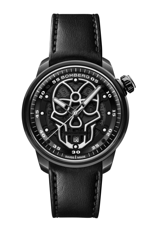 BOMBERG BB-01 Automatic Black Skull CT43APBA.23-3.11