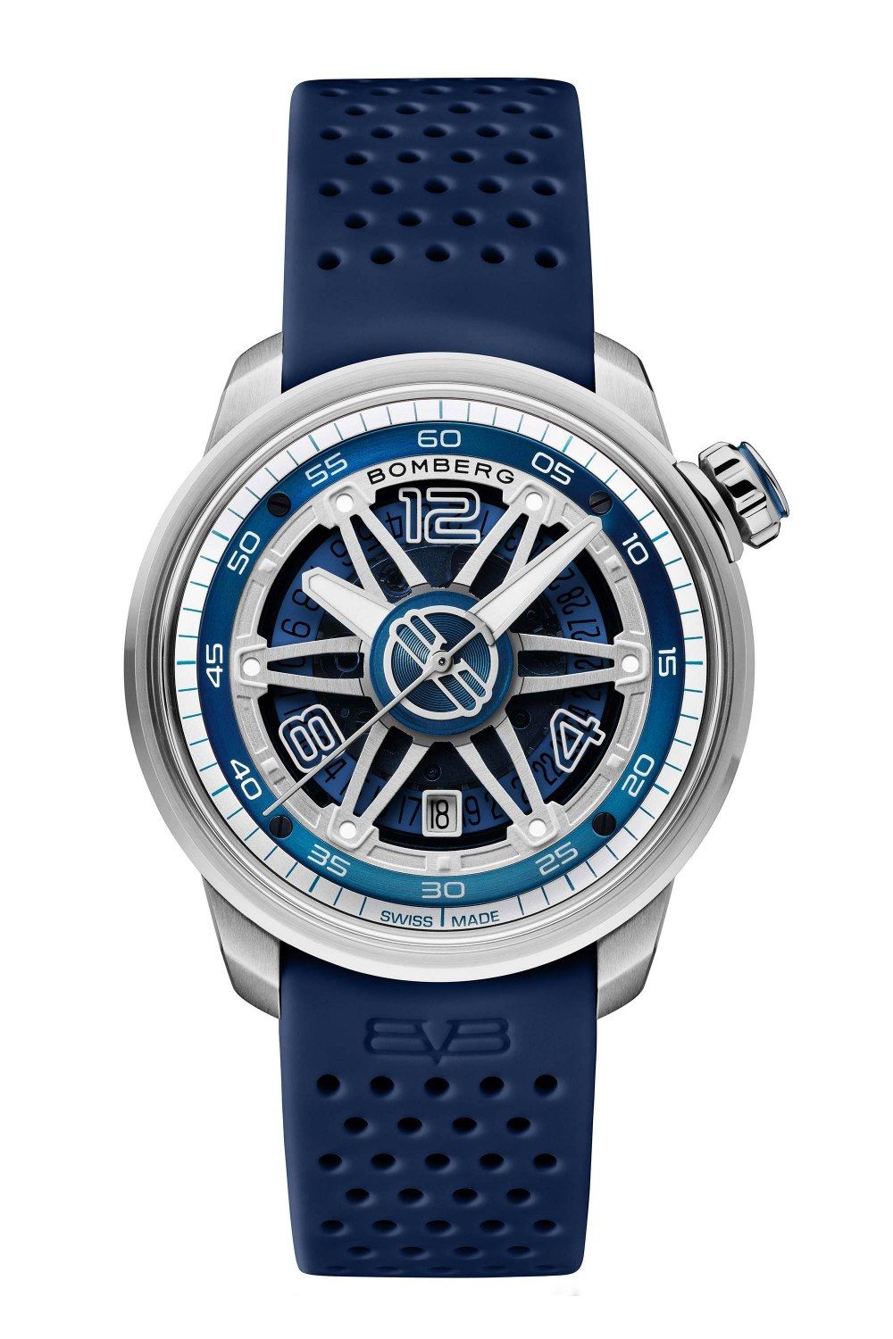 BOMBERG BB-01 Automatic Blue CT43ASS.22-2.11