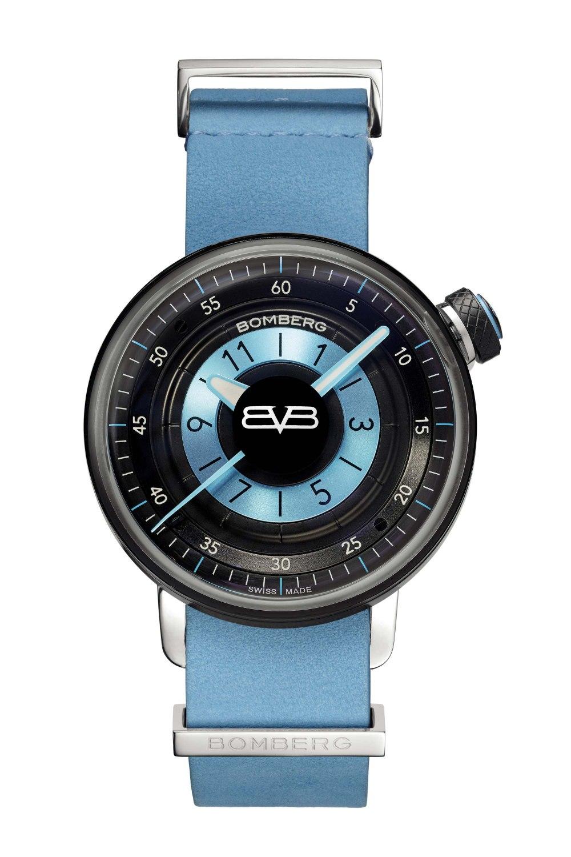 BOMBERG BΒ-01 Lady Blue CT38H3PBA.06-1.9