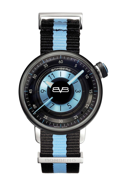 BOMBERG BB-01 Lady Black & Blue CT38H3PBA.06-2.9