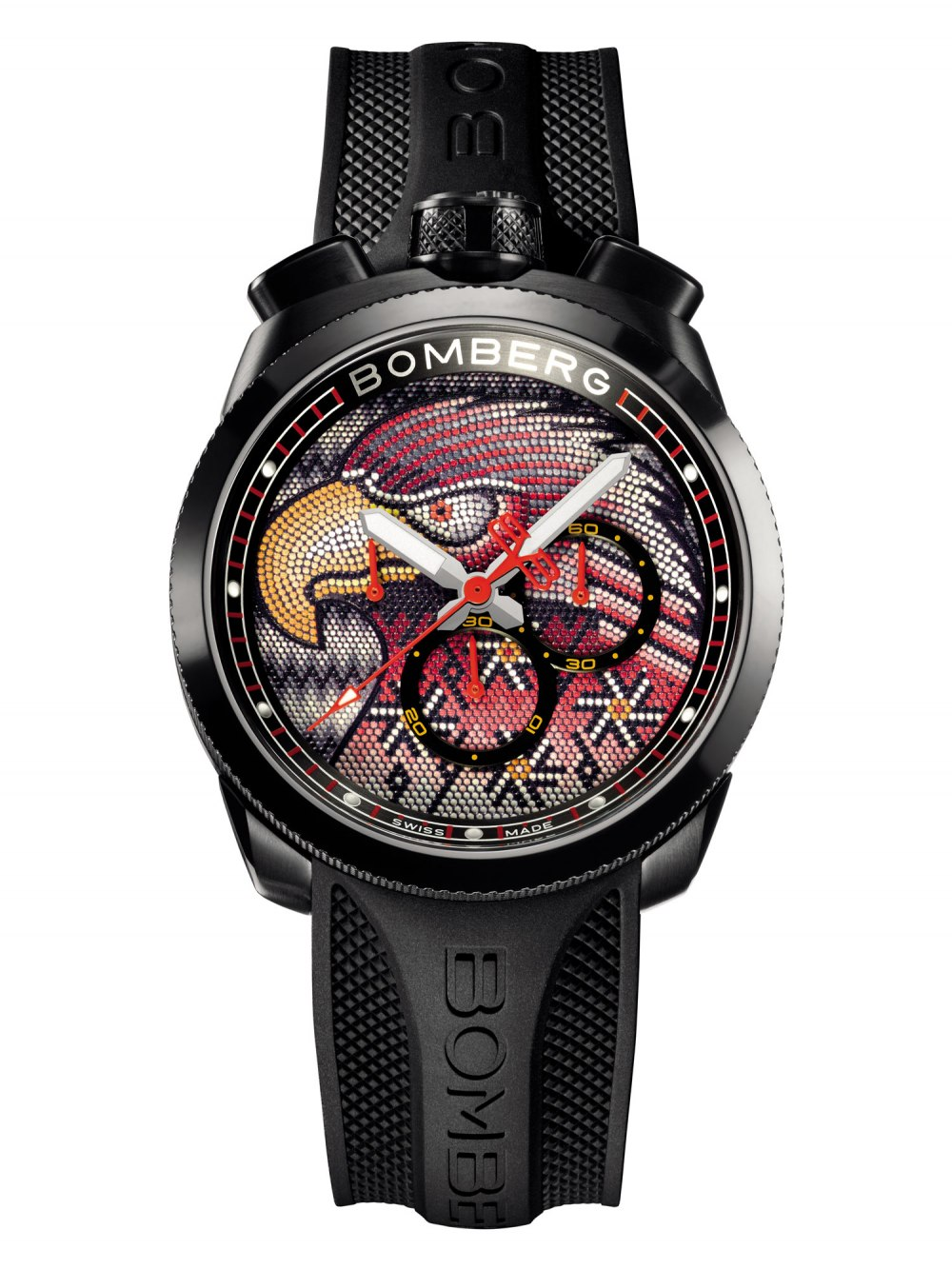 BOMBERG BOLT-68 Eagle Pearl Special Edition Gent 45mm BS45CHPBA.EGP-2.3