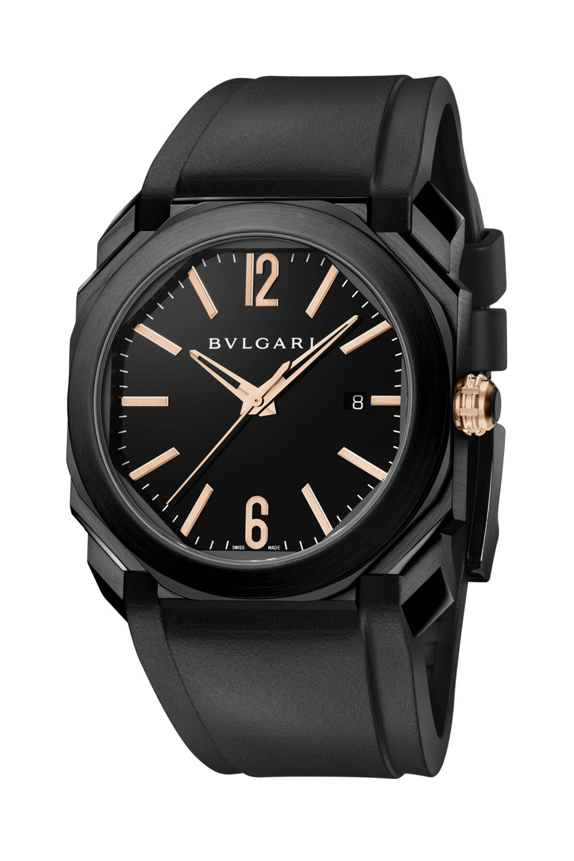 BULGARI Black Octo Originale Automatic 102581