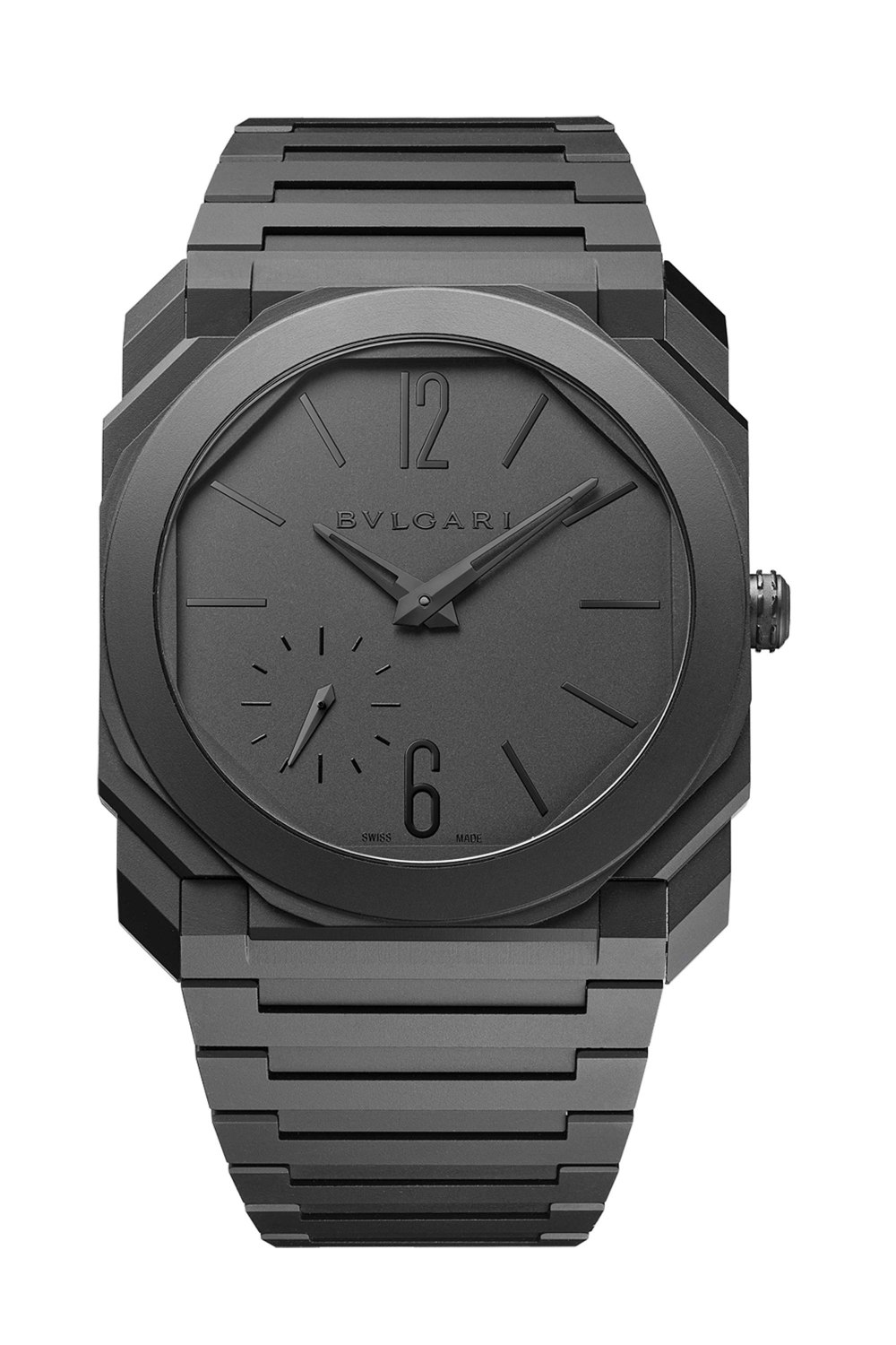 BULGARI Black Ceramic Octo Finissimo Automatic 103077