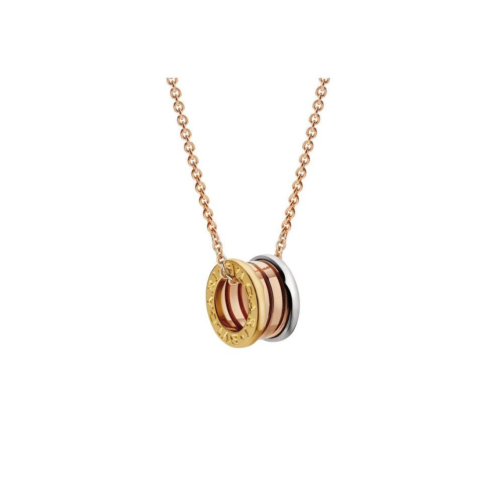 BULGARI B.zero1 necklace CL857654