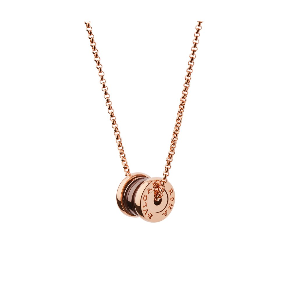 BULGARI B.zero1 necklace CL857876