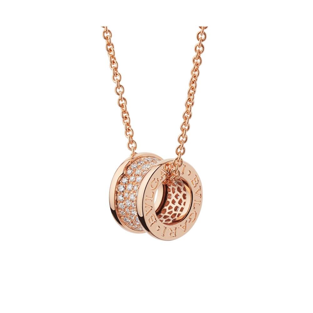 BULGARI B.zero1 necklace CL856300