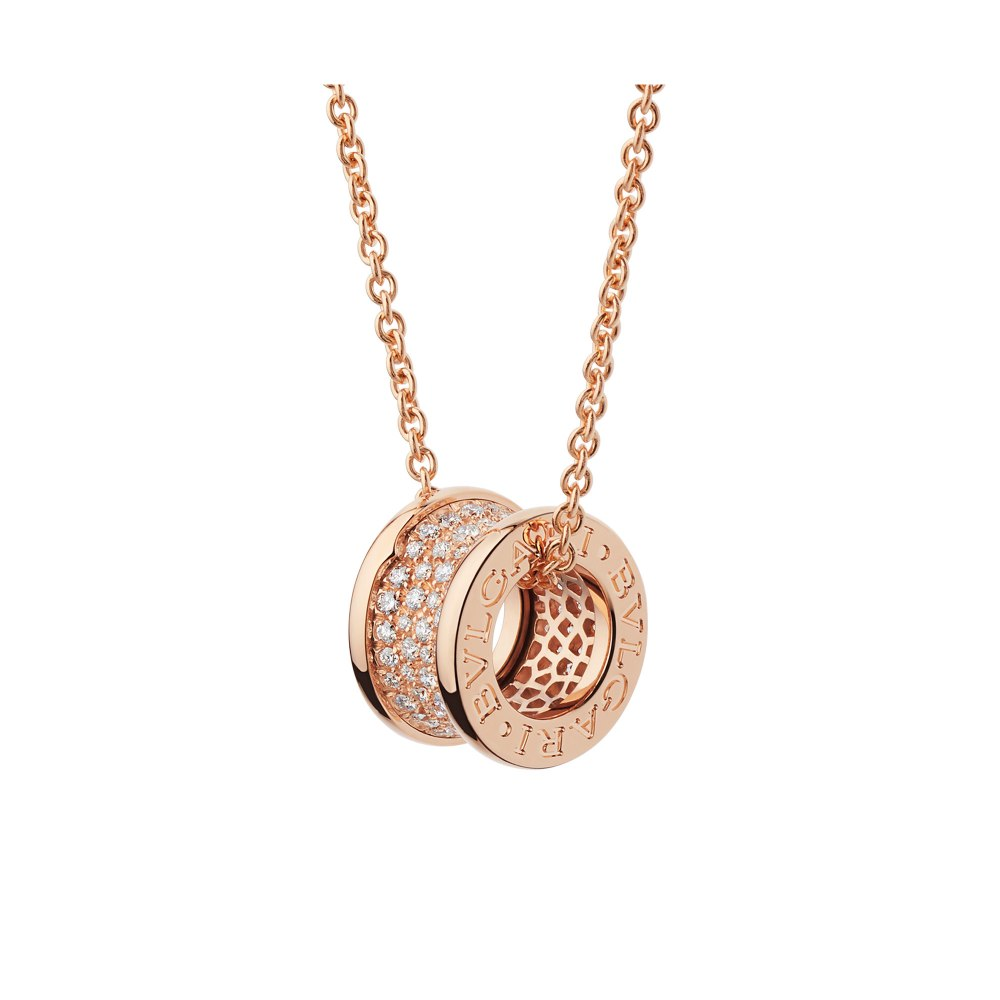 BULGARI B.zero1 necklace CL856300