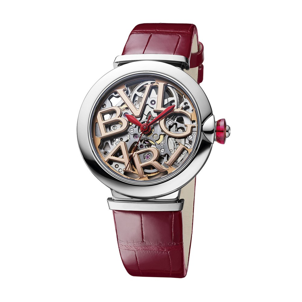 BULGARI LVCEA Skeleton 102879