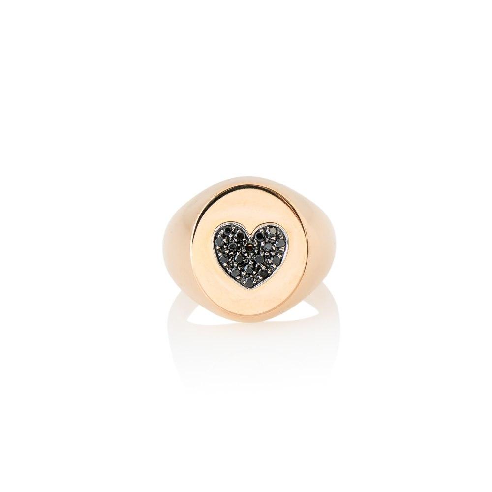 Kessaris-Chevalier Heart Diamond Ring
