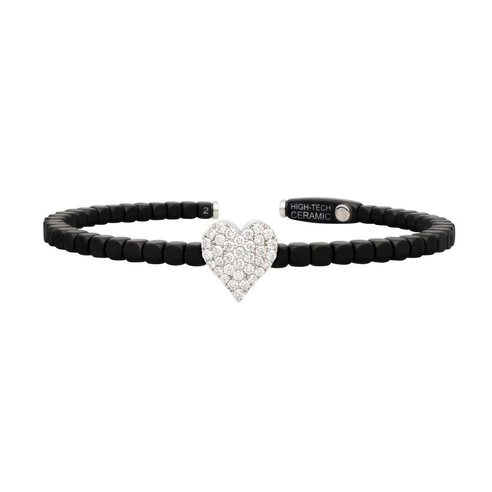 ROBERTO DEMEGLIO Dado Heart Bracelet BRE181302