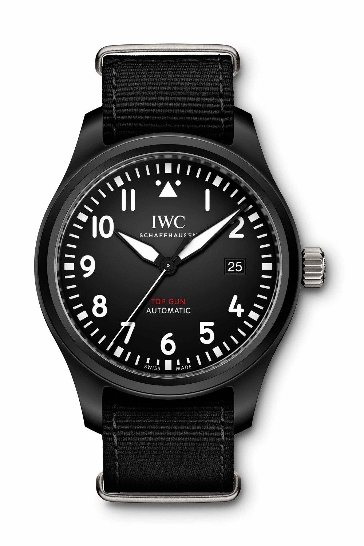 IWC SCHAFFHAUSEN Pilot's Watch Automatic Top Gun IW326901