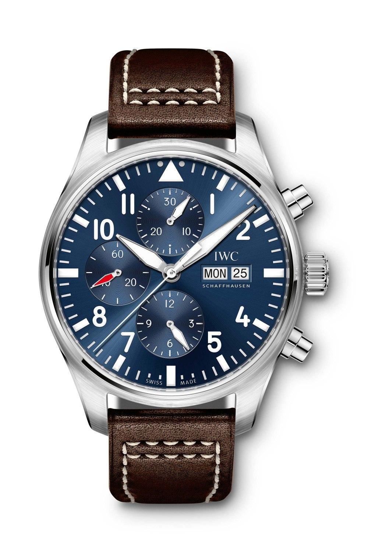 "IWC SCHAFFHAUSEN Pilot's Watch Chronograph Edition ""Le Petit Prince"" IW377714"
