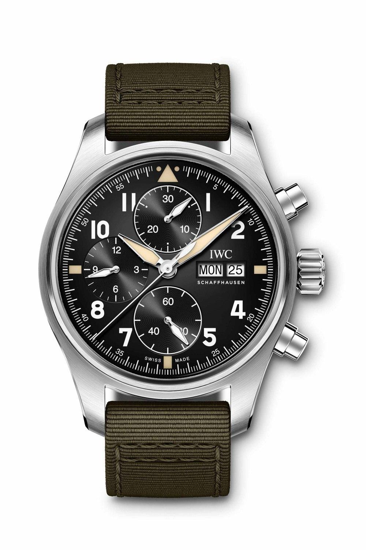 IWC SCHAFFHAUSEN Pilot's Watch Chronograph Spitfire IW387901