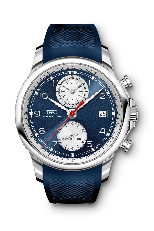 IWC SCHAFFHAUSEN Portugieser Yacht Club Chronograph IW390507