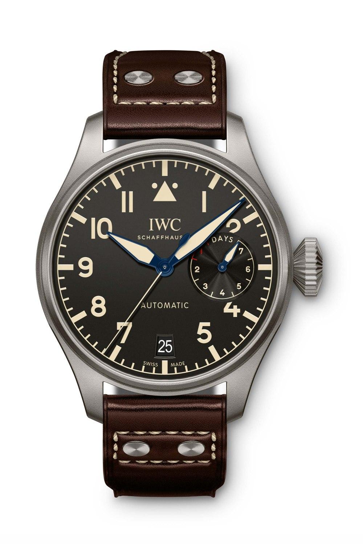 IWC SCHAFFHAUSEN Big Pilot 's Watch Heritage IWC_501004