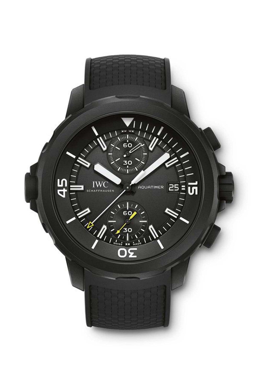 """IWC SCHAFFHAUSEN Aquatimer Chronograph Edition """"Galapagos Islands"""" IW379502"""