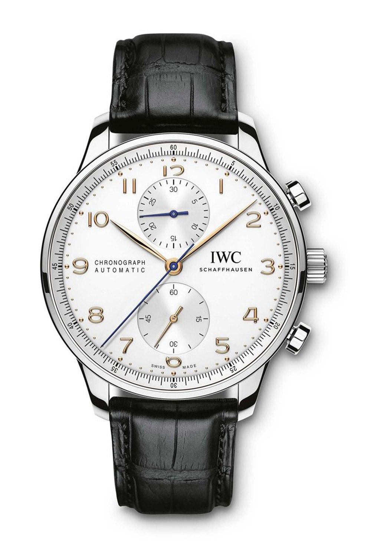 IWC SCHAFFHAUSEN Portugieser Chronograph IW371445