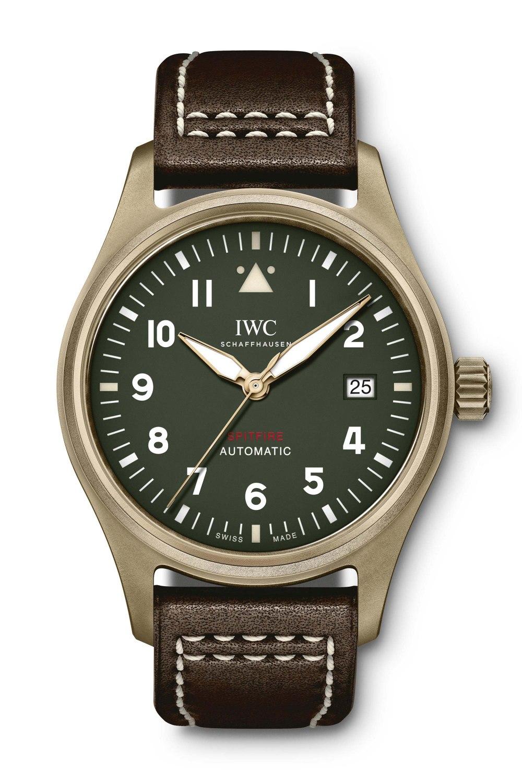 IWC SCHAFFHAUSEN Pilot's Watch Automatic Spitfire IW326802