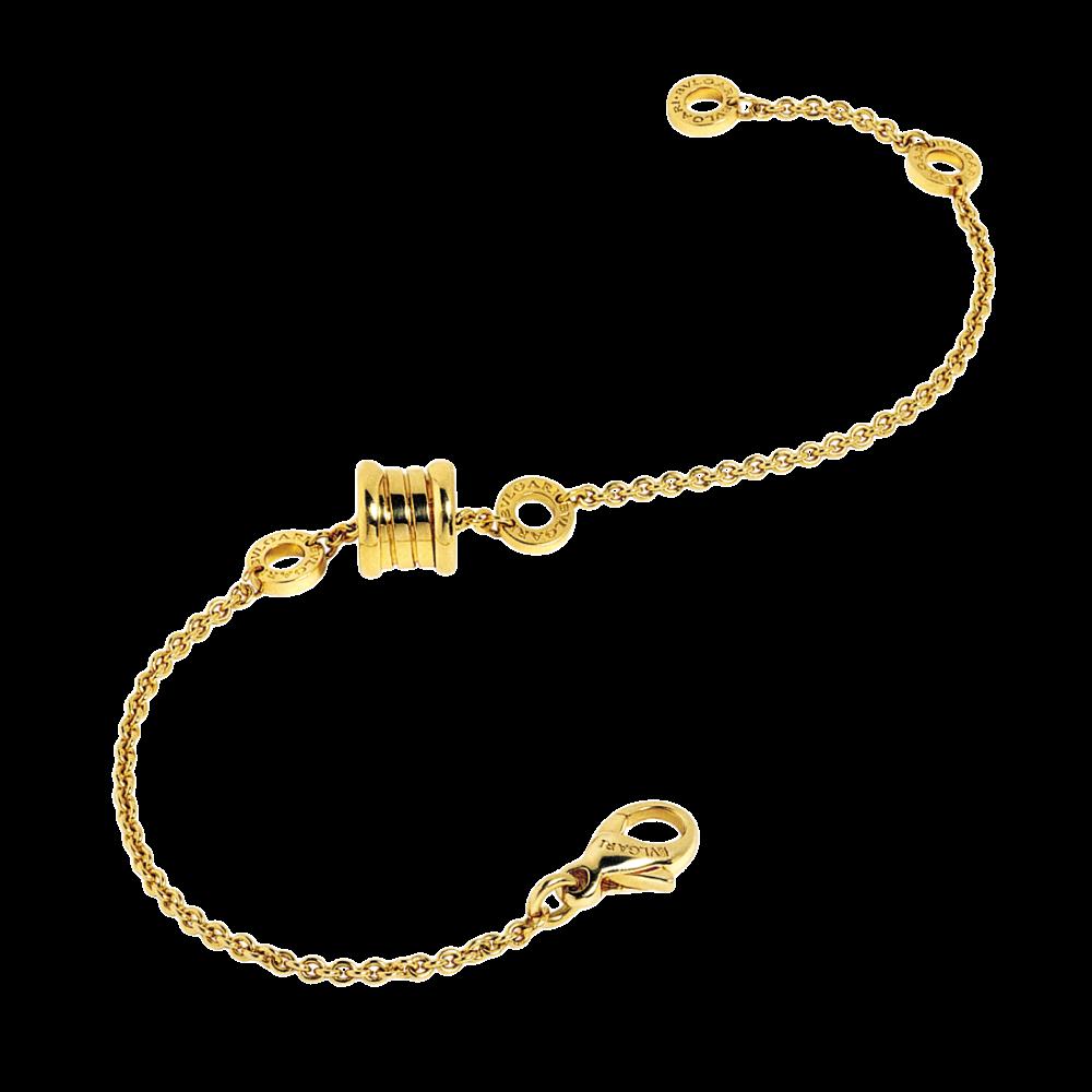 BULGARI B.zero1 soft bracelet BR853667