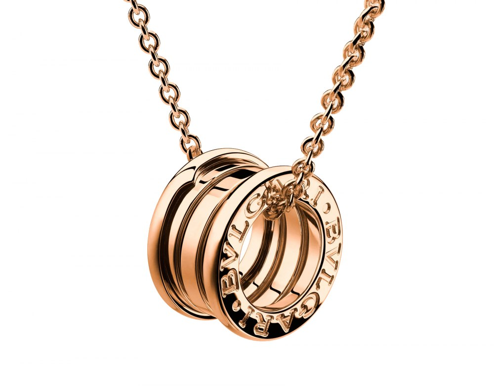 BULGARI B.zero1 necklace CL852407