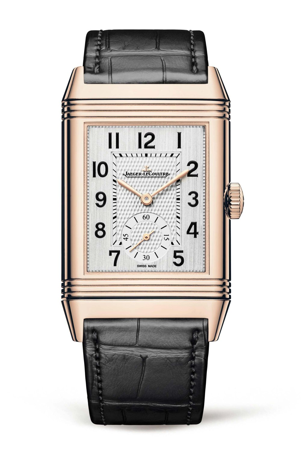 JAEGER-LECOULTRE Reverso Classic Large Duoface Small Seconds 3842520