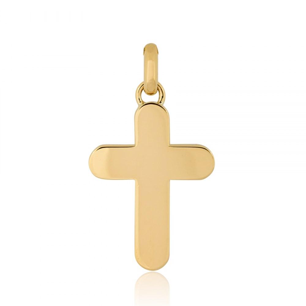 KESSARIS Gold Cross Pendant STP171940