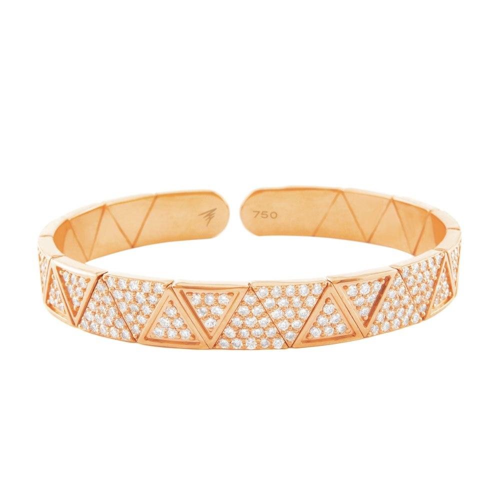ALESSA JEWELRY Full Pave Elixir Bracelet LUX000587
